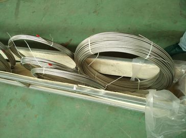 China Coiled tubes D4 / T3 Bright Annealed Stainless Steel Tubes ASTM A213  ASTM A269 EN10216-5 TC1 supplier