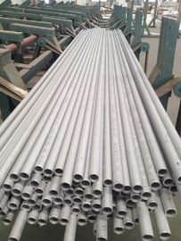 China Round Stainless Steel Heat Exchanger Tube High Efficiency Boiler Tube supplier