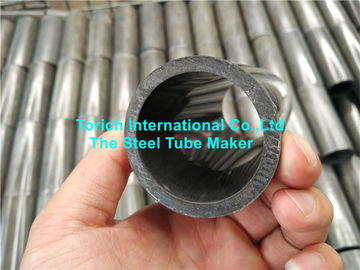 China Hydraulic / Pneumatic Cylinder Precision Steel Tubes Seamless 80mm Round Shape supplier