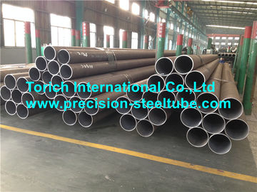 China 12000mm Length Structural Steel Pipe , Gost8733 Gost8734 Carbon Steel Pipes supplier