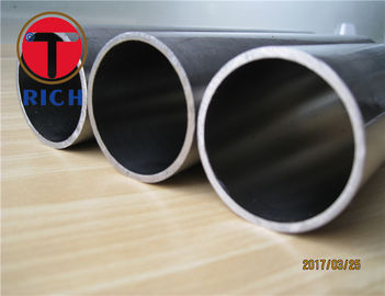 China 304 Stainless Seamless Hydraulic Cylinder Tube Cold Drawn Steel Honed Tube supplier