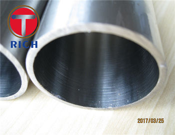 China GB 18248 37Mn 30CrMo Seamless Hydraulic Cylinder Tube for Gas Cylinder supplier