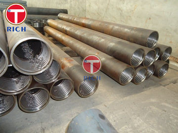 China Seamless Straightness Steel Tubes for Drilling GB/T 9808 37SiMn 38CrMoAl supplier