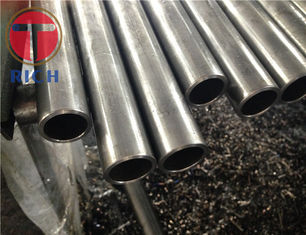 China 12CrMo 15CrMo St37 St42 Seamless Steel Tubes For Petroleum Cracking GB 9948 supplier