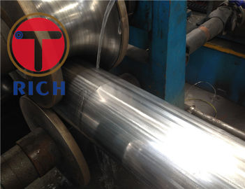 China GB/T12771 12Cr18Ni9 06Cr18Ni11Ti 304 / 316Welded Stainless Steel Pipes For Liquid Delivery supplier