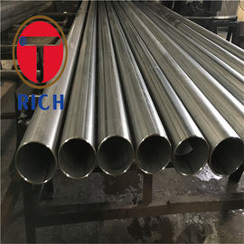 China GB/T 24187 Cold Drawn Precision Steel Tube Welded Steel Pipes Length 1.5m - 4m supplier
