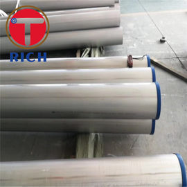China Austenitic - Ferritic ( Duplex ) Grade Stainless Steel Welded Tubes / Pipes GB/T 21832 supplier