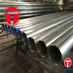China GB/T14976 ASTM A269 A312 Seamless Stainless Steel Pipes For Fliuid Transport supplier