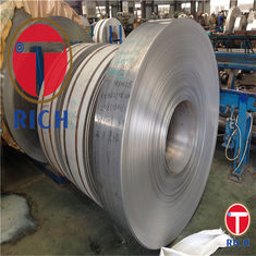 China GB/T24593 12Cr18Ni9 06Cr18Ni11Ti 304 / 316Welded Stainless Steel Tube OD 3-500mm supplier