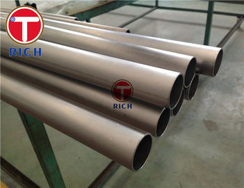 China UNS N06600 UNS N06617 UNS N06674 Nickel Alloy Steel Seamless Pipe and Tube supplier