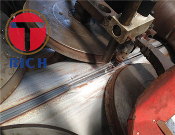 China TORICH 321 302 310S  Welded Stainless Steel Tube GB/T 12770 OD 4-1200mm supplier