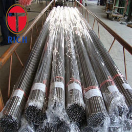 China Stainless Steel Cold rolled Seamless Tubes 304 /316GB/T 14975 , ASTM A269 / A269M supplier