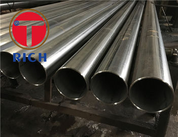 China Heat Exchanger Seamless And Welded Pipe Ferritic / Martenstic Stainless Steel supplier