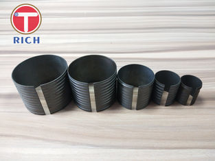 China Machinery Parts Cnc Micro Tube Machining Oiled Surface For Mechanical Equipment supplier