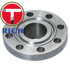 China Dn10 - Dn800 Stainless Steel Flanges Class 150 Pressure For Chemical Industry supplier