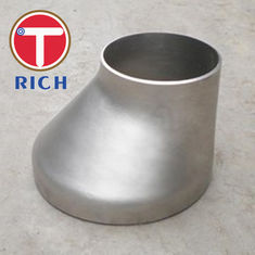 China Torich Welded Tube Machining Ecc Red Stainless Steel Gb/t12459 Dn15 - Dn1200 supplier