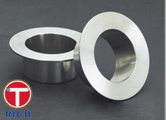 China Torich Tube Machining Stainless Steel Stub Ends With Good Concentricity supplier