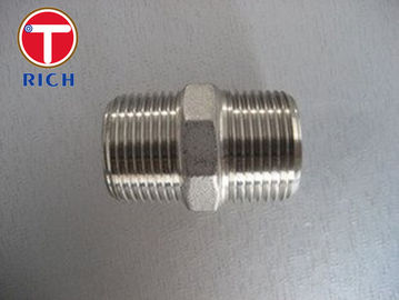 China Good Concentricity Stainless Hexagon Nipple Gb/t14626 Ghj529 Standard supplier