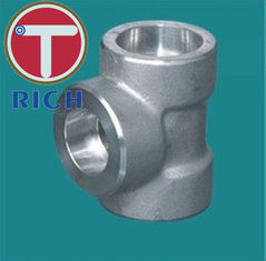 "China High Precision Tube Machining Forged Size 1/8"" - 4"" With Customized Surface supplier"