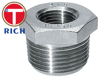 China Asme B16.11 Standard Forged Steel Pipe Fittings 3000lb Hexagonal Nipple supplier