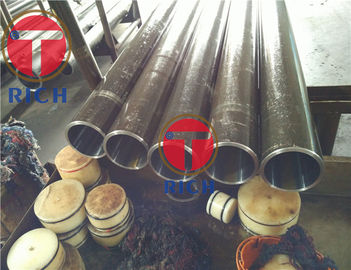 China Astm A192 Boiler Carbon Seamless Steel Pipe Round Shape For High Pressure Service supplier