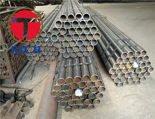 China Erw Carbon Steel Heat Exchanger Tubes Condenser Pipes Astm A214 Sa214 supplier