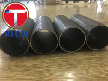 China Q235 Carbon Steel Welded Pipe Gb/t8162 Thick Wall For Mechanical Structure supplier