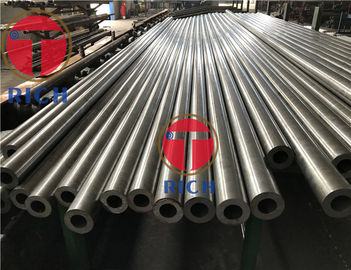 China Medium Carbon Steel Seamless Tube Od 6 - 1000mm For Boiler Superheater supplier