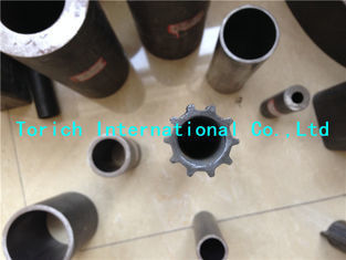 China Cold Drawn / Rolled Alloy Steel Pipe Seamless For Gear Wheel Axle Shaft supplier