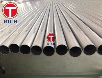 China Cold Finished Seamless Alloy Steel Tube Astm B668 Uns N08028 Length 2 - 12m supplier