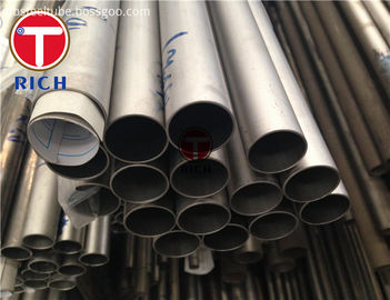 China Structural Alloy Steel Seamless Pipes Astm B668 Uns N08028 Oval Shape supplier