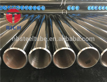 China Din En 10297 Seamless Steel Tube Mechanical With Black Painted Surface supplier