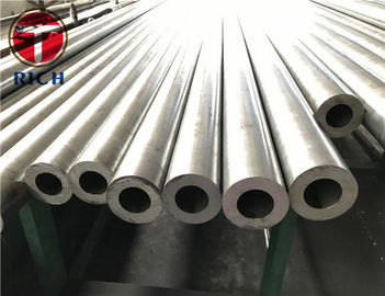 China Bs6323-4 Standard Dom Steel Tube Seamless Od 5 - 220 Mm With Round Shape supplier
