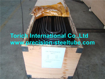 China U Bend Seamless Carbon Steel Pipe Cold Drawn Astm A179 For Heat Exchanger supplier