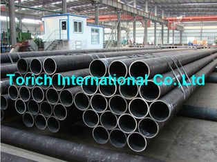 China Boiler Structural Alloy Steel Pipe Oiled Surface With Hot / Cold Finished supplier