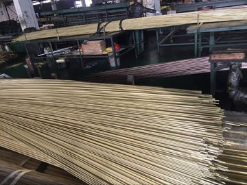 China Round Shape Seamless Mechanical Tubing Astm B111 With 2 - 100mm Outside Diameter supplier