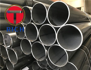 China Boiler Welded Carbon Steel Pipe Astm A178 Erw Round Shape For Superheater supplier