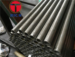 China Gb/t3087 4 - 12.5m Length Seamless Steel Tube For Low / Medium Pressure Boiler supplier