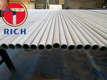 China ASTM A213 300 Precision Stainless Steel Tubing Cold Rolled 20mm-12000mm Length supplier