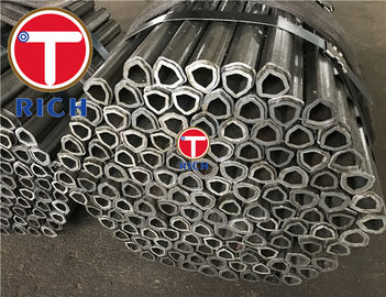 China ASTM A500 Welded Seamless Carbon Steel Special Shape Cold Formed For Structure supplier