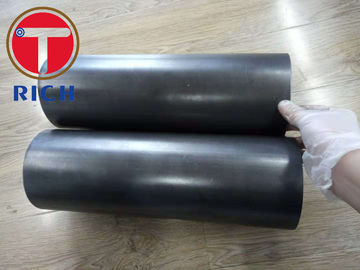China Q195 Q235 Q345 ERW Welded Round Square Steel Pipe Hollow Section Steel Tube supplier