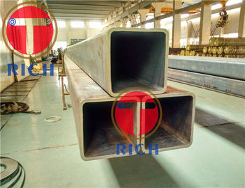 China Stainless Steel Structural Tubing , Seamless Hollow Structural Steel Pipe supplier