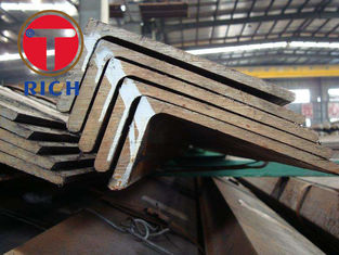 China Q235 SS400 Angle Steel Frame 75x75 Hot Rolled Unequal Angle Bar 6m-12m Length supplier