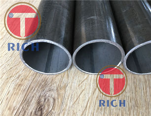 China Electric Resistance Welded Carbon Steel Heat Exchanger Tubes Oiled Surface supplier