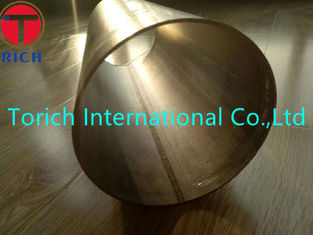China Exhaust System Aluminized 127*1.5 101.6*1.5 Welded Steel Tube supplier