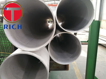 China Welded Seamless Alloy Steel Tube ASTM A554  For Mechanical 304 306 supplier