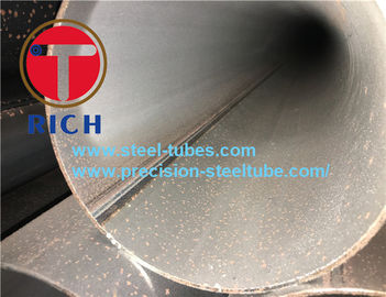 China Welded Carbon Structural Stainless Steel Tubing ASTM A53 Gr.B TypeE ERW supplier