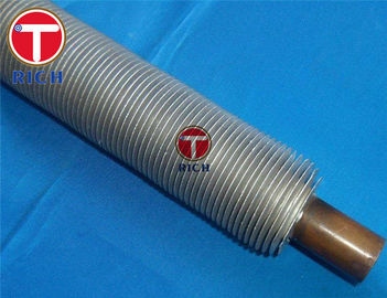 China Annealed Seamless Heat Exchanger Tubes ASME SA179 Finned Aluminum Tubing supplier