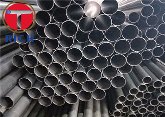 China Cold Drawn Seamless Steel Tubes , Welded Precison Steel Tubes For Automibile supplier