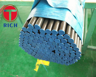 China St35 St37 Phosphated Seamless Steel Tube High Accurate OD 3 - 76mm supplier